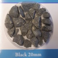 Black Gravel 20mm