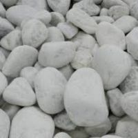 Polar white cobbles 40-90 mm