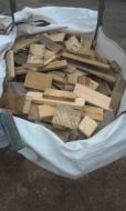 Fire Wood cut Pallets