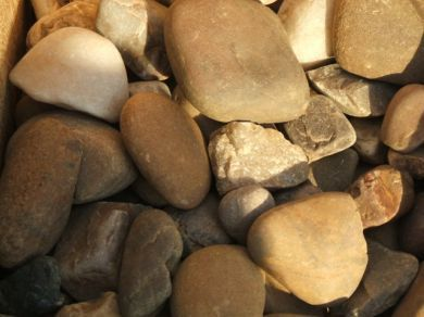 River Pebble 40/20mm