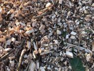 Border Bark Wood Chip
