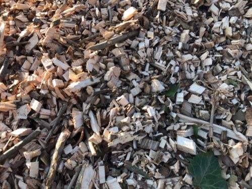 Border Wood Chip
